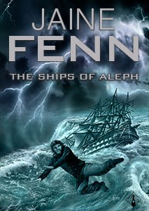 Cover of Ships of Aleph by Jaine Fenn